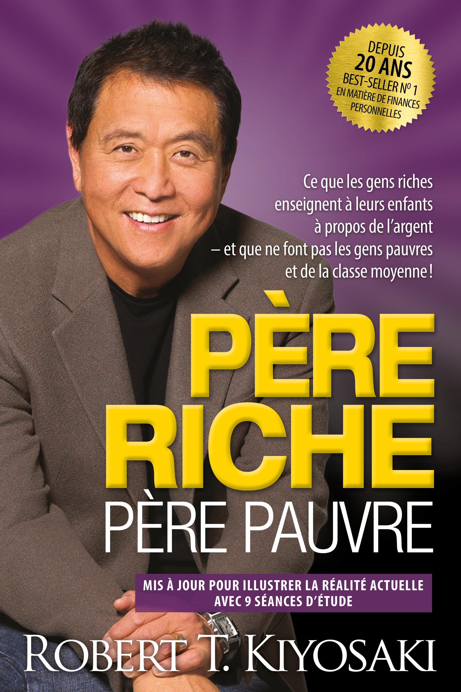 PÈRE RICHE, PÈRE PAUVRE /ÉDITION 20e anniversaire