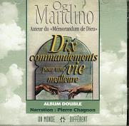 DIX COMMANDEMENTS POUR UNE VIE MEILLEURE / CD