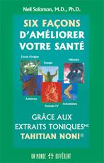 SIX FACONS D'AMÉLIORER VOTRE SANTÉ