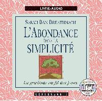 ABONDANCE DANS LA SIMPLICITÉ (L') / CD