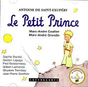 PETIT PRINCE (LE) / CD
