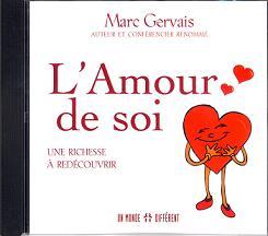 AMOUR DE SOI (L') / CD