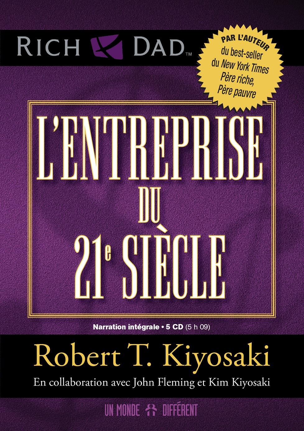 ENTREPRISE DU 21e SIÈCLE (L') / CD
